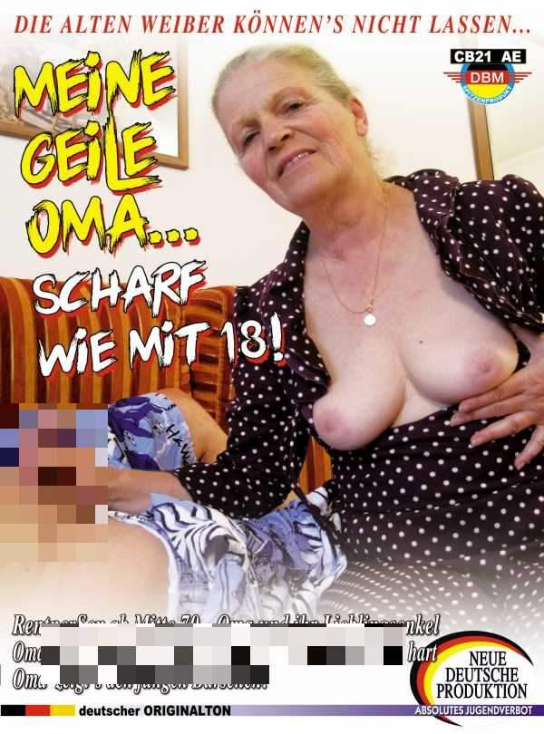Cover Meine geile Oma