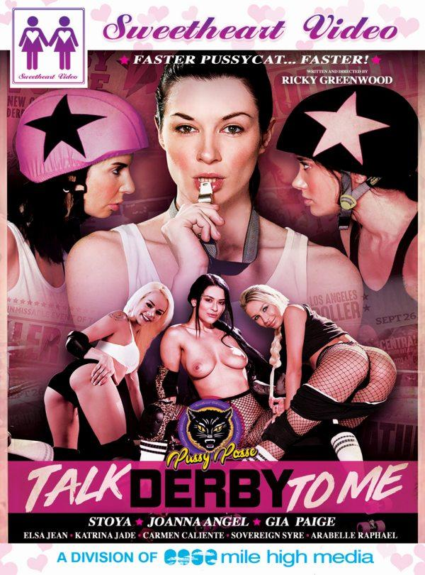 Cover Talk Derby To Me