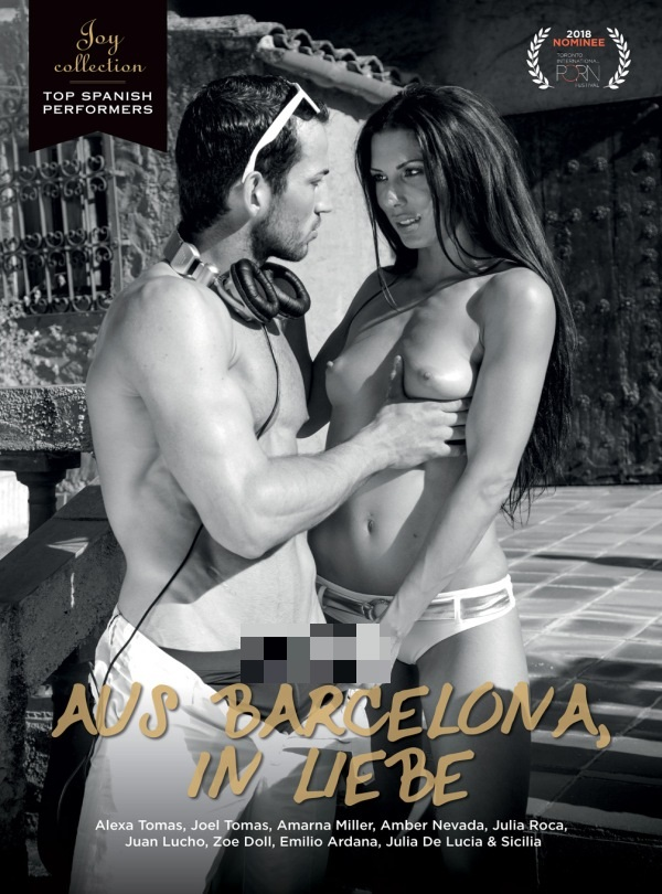 Cover With love from Barcelona
