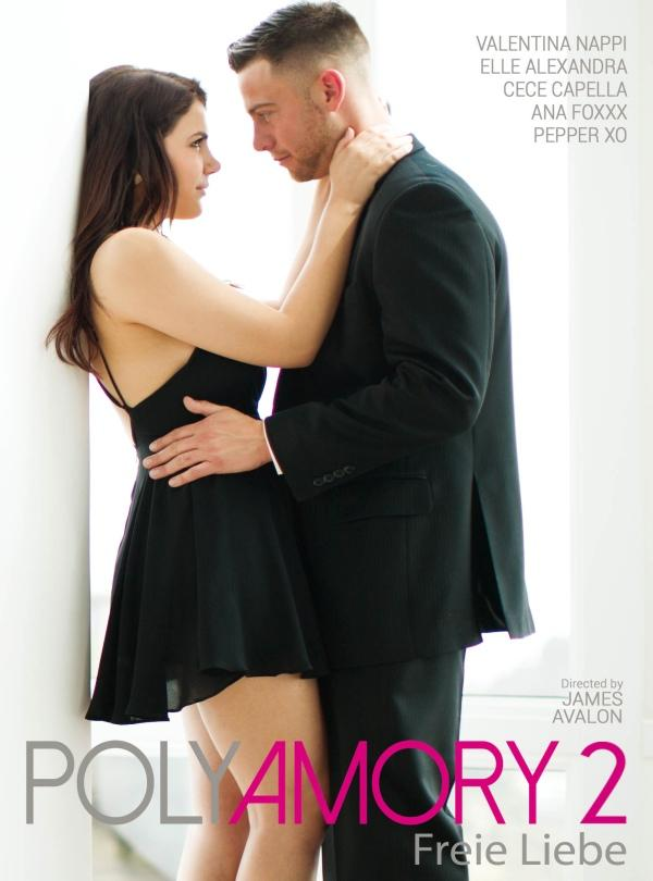 Cover Polyamory 2 - Freie Liebe
