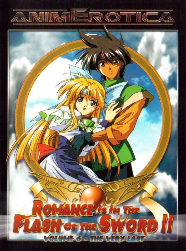 Romance is in the Flash of the Sword Volume 6