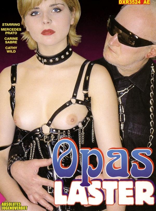 Cover Opas Laster