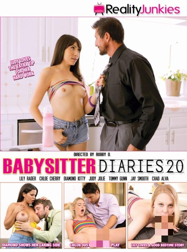 Cover Babysitter Diaries Vol. 20