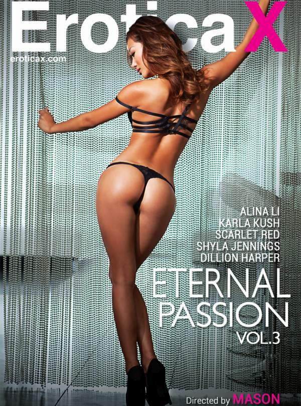 Cover Eternal Passion Vol. 3