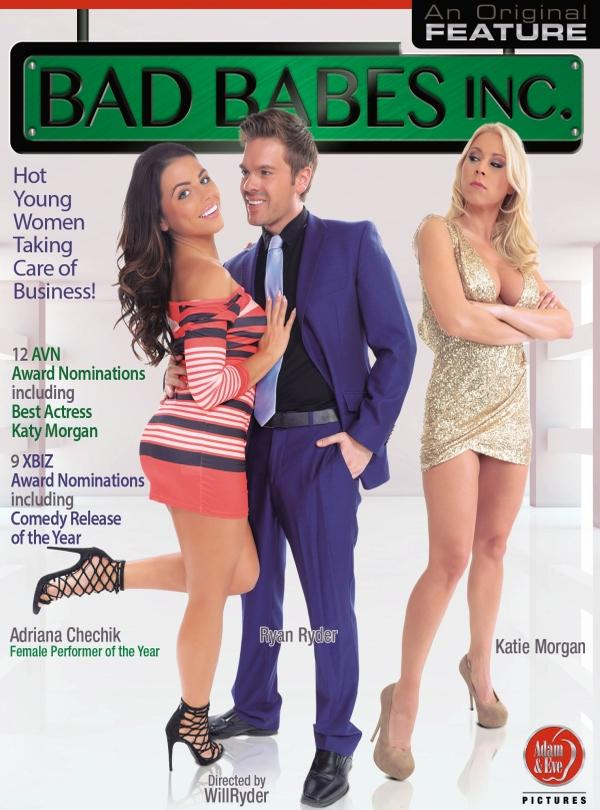 Cover Bad Babes Inc.