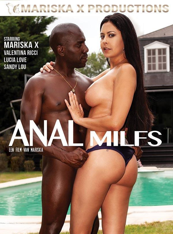 Cover ANAL MILFS