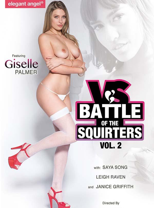 Cover Battle Of The Squirters Vol.2