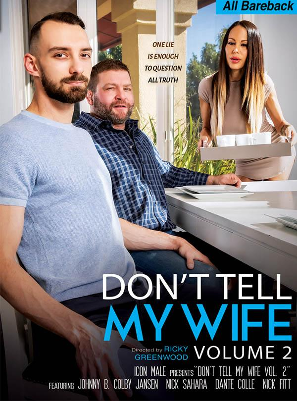 Cover Don't Tell My Wife 2