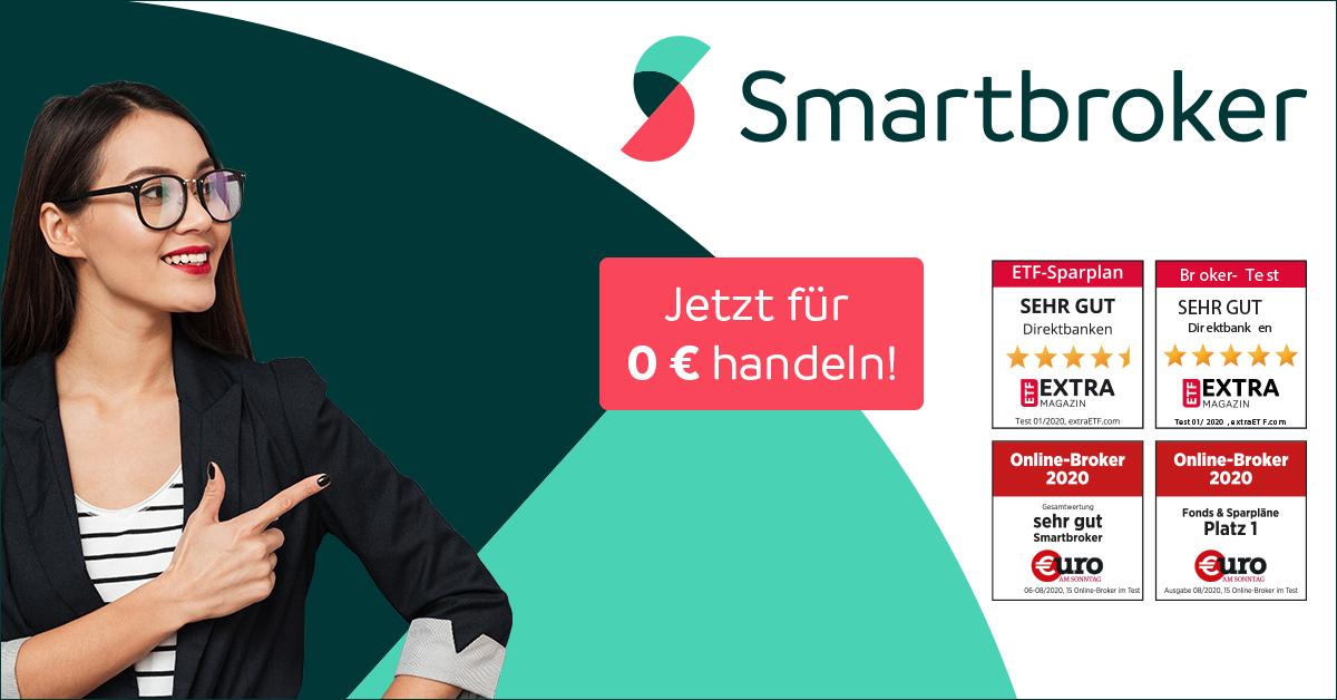 Smartbroker für 0 Euro