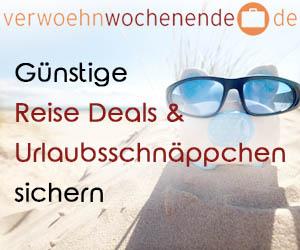 Kurzurlaub günstig: Deals & Schnäppchen