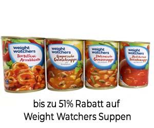 -51% auf Weight Watchers