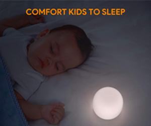 -15% LED-Nachtlicht für Kinder