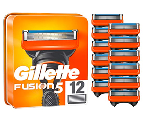 -13% Gilette Fusion5 12er-Pack