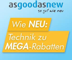 Wie NEU: Technik zu MEGA-Rabatten