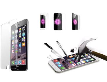 Panzerglas-Schutzfolie für iPhone