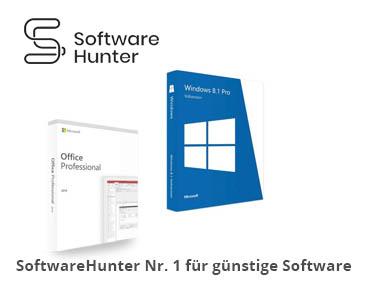 Günstige Standard-Software