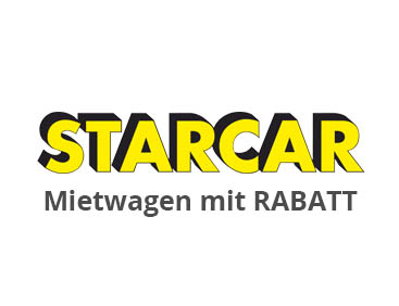 STARCAR: Mietwagen mit RABATT