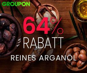 -64% | Reines Arganöl