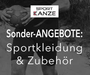 Sonder-ANGEBOTE: Sportkleidung & Zubehör
