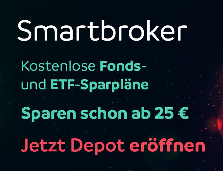 0,- Euro: Trades und Depot