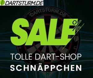 SALE% - Tolle Dart-Shop Schnäppchen