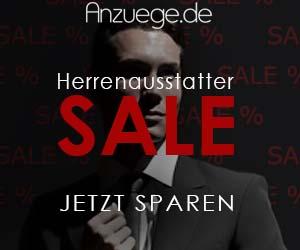 Herrenausstatter-SALE - Jetzt sparen