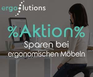 %Aktion% - Sparen bei ergonomischen Möbeln
