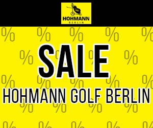 SALE: Hohmann Golf Berlin