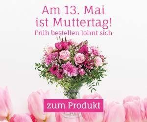 Blumen zum Mutterstag