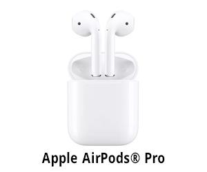 Apple AirPods® bis zu 28% Rabatt