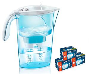 <s>64%</s> Rabatt: Laica Wasser-Filter