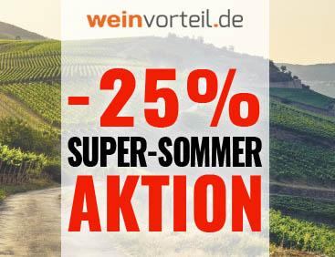 -25% Super-Sommer AKTION
