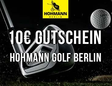10 € Gutschein: Hohmann Golf Berlin