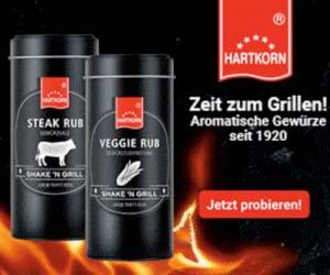 -10% für Neukunden bei Hartkorn-Gewürze