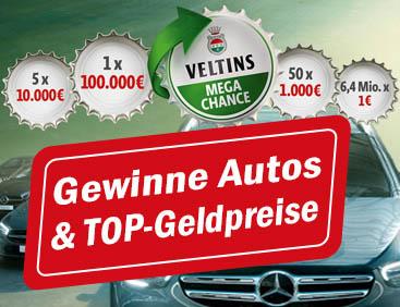 Gewinne Autos und TOP Geld-Preise