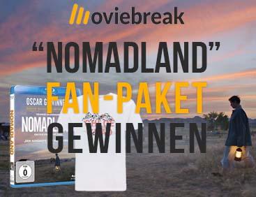 """""""Nomadland"""" Fan-Paket gewinnen"""