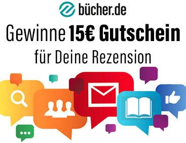 15 € Gutschein von bücher.de
