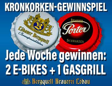2 E-Bikes oder 1 Gasgrill