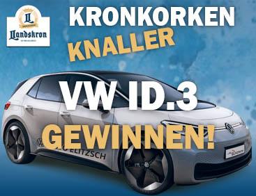 Jetzt VW ID.3 gewinnen